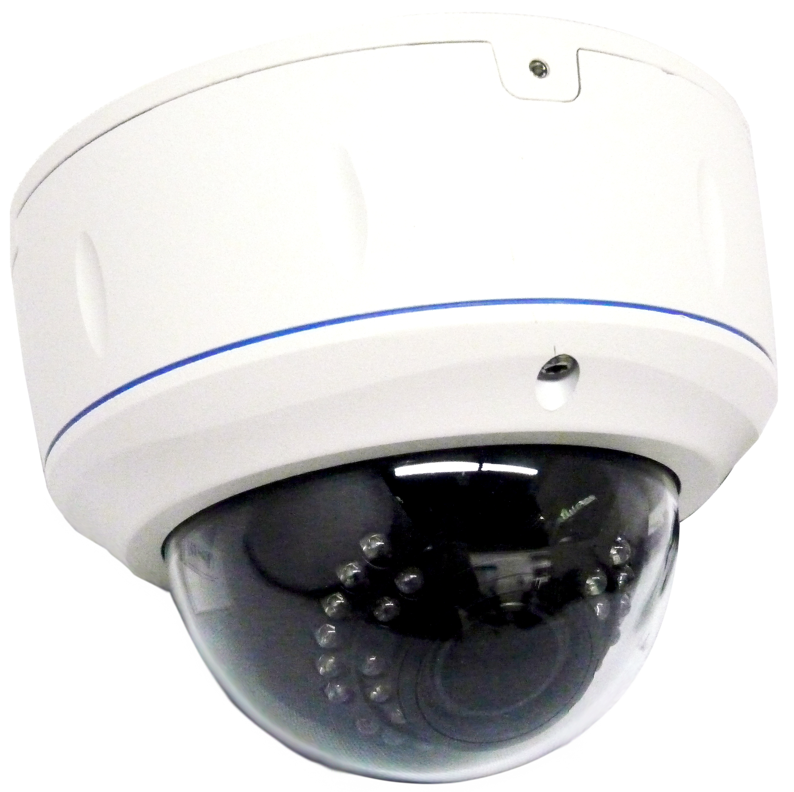 DBS 66W - 700TVL CCTV Dome Security Camera - 1/3'' Sony Super HAD CCD II