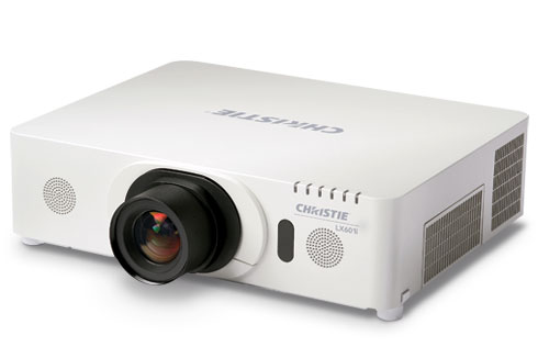 Christie Digital LX601i Projector - White