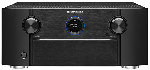 Marantz AV7703 Home Theater Preamp/Processor with 11.2 Channel Processing and Dolby Atmos