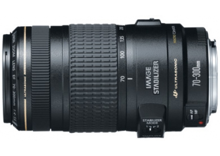 Image for Canon EF 70-300mm f/4-5.6 IS USM Lens