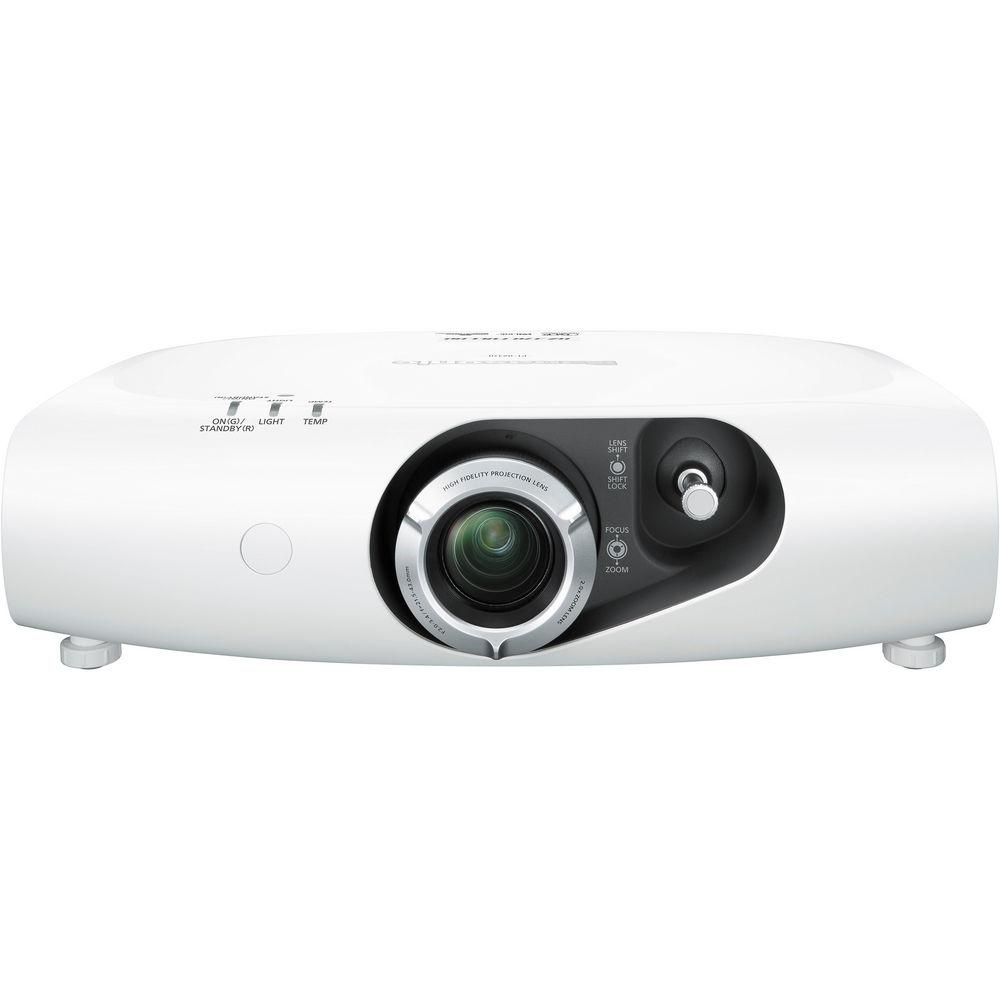 Panasonic PT-RZ370U 3500 ANSI lumens DLP Projector