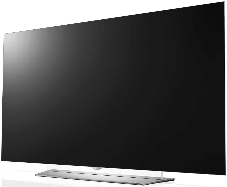 "LG 65EF9500 65"" UHD 4K OLED 3D Smart HDTV With WebOS 2.0"