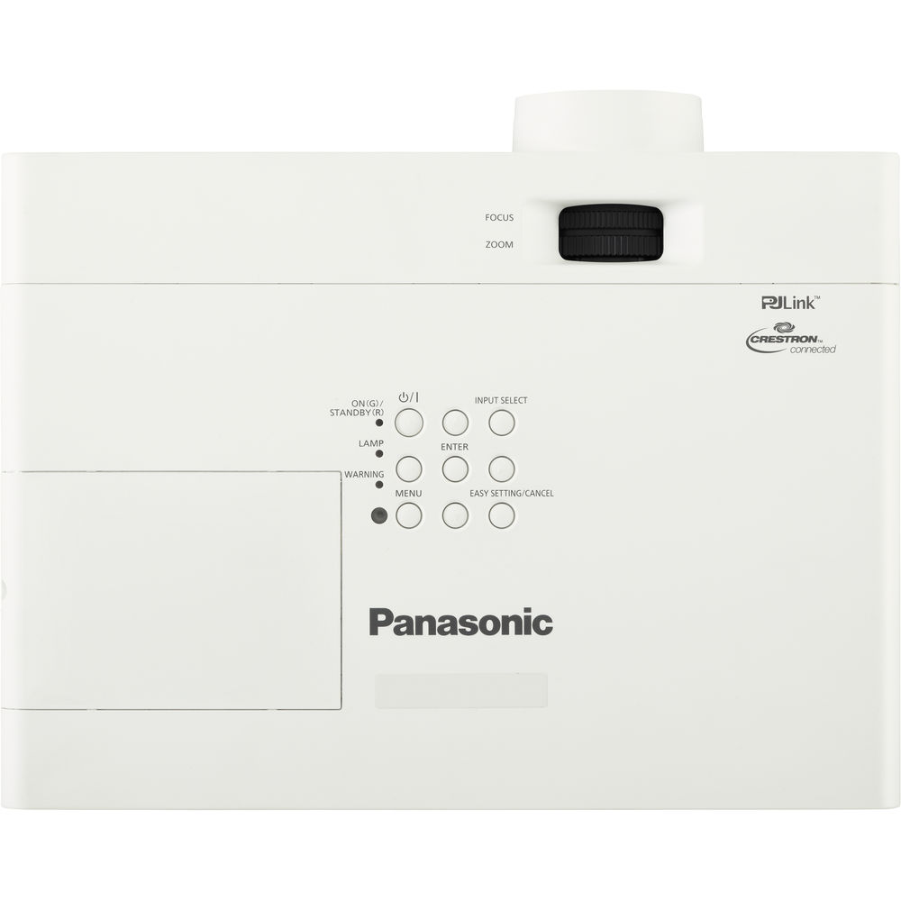 Panasonic PT-VW340ZU 3700 Lumens WXGA Lens Shift Projector