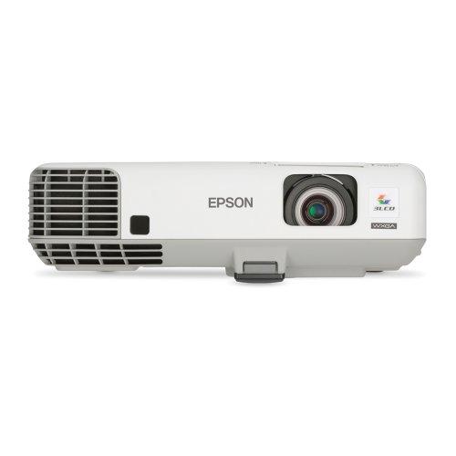 Epson PowerLite 915W WXGA 3LCD Projector - 3200 Lumens HDMI WIFI USB VGA