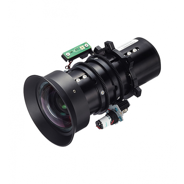 Image for NEC NP34ZL Zoom Lens - 14.03mm-17.95mm - F/2.3-2.57