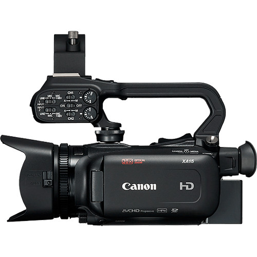 Image for Canon XA15 Professional Camcorder