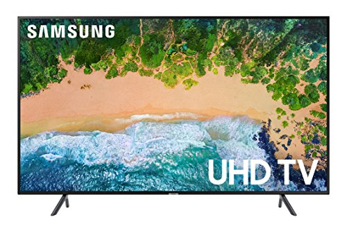 "Samsung UN55NU7100 55"" 4K Ultra HD Smart LED TV"