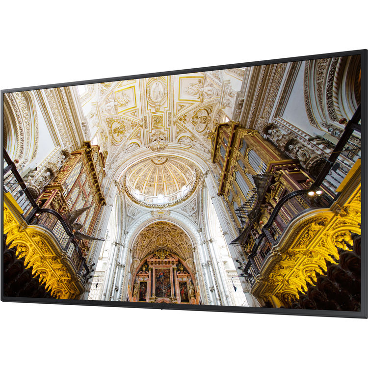 "Samsung QB55N - 55"" 4K Ultra HD Commercial LED Display"