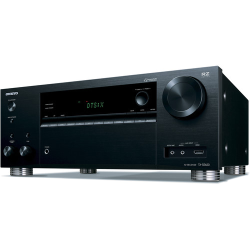 Onkyo TX-RZ620 7.2-Channel Network A/V Receiver