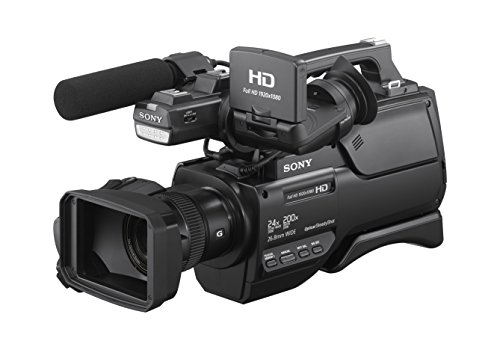 Sony HXR- MC2500 Shoulder Mount AVCHD Camcorder - (Black)