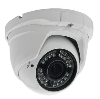 DBS 761A - 1200TVL CCTV Dome Security Camera - 1/3'' Super CMOS