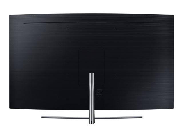 samsung qn65q7cn 65 curved 4k ultra hd smart qled tv. Black Bedroom Furniture Sets. Home Design Ideas