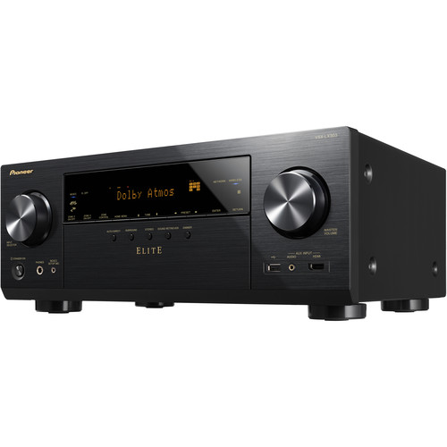 Image for Pioneer VSX-LX303 9.2 Channel 4K UltraHD Network A/V Receiver - Black