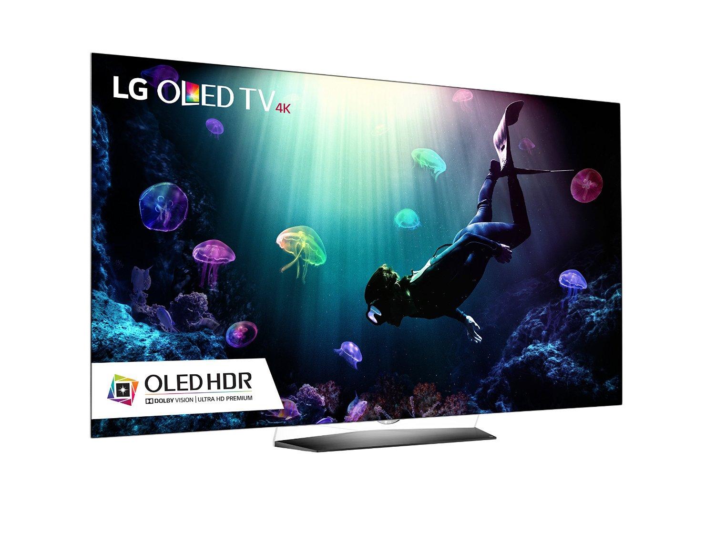 Lg Electronics Oled65b6p Flat 65 4k Uhd Smart Oled Tv
