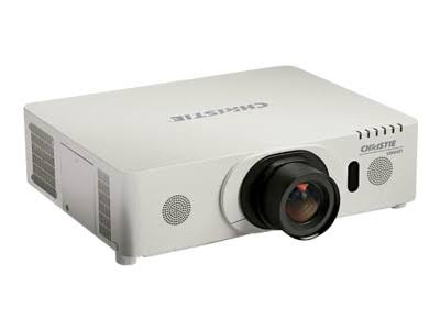 Christie LWU421 WUXGA - 1080p LCD Projector with Stereo Speakers
