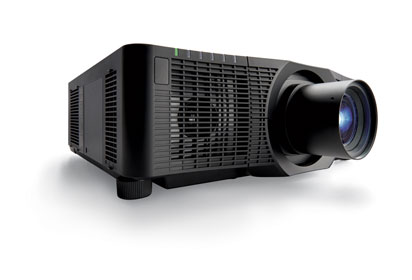 Christie LX801i-D XGA LCD Projector w/ Speaker (Black)