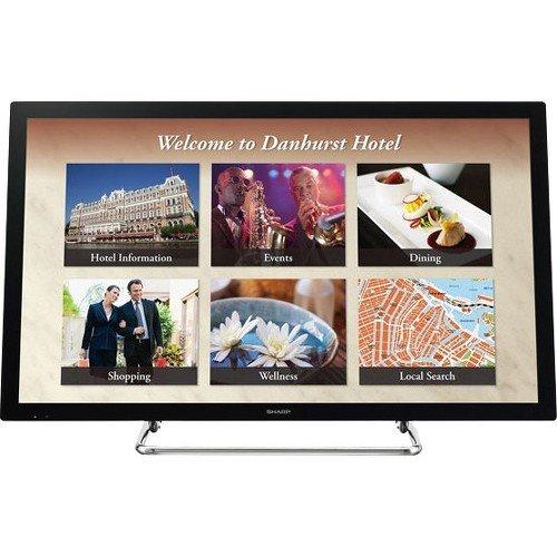 "Sharp PN-L401C - 40"" LED 1080p Display w/ Touchscreen"