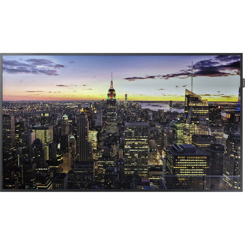 "Image for Samsung QB75H-N - 75"" 4K Ultra HD Commercial LED Display"