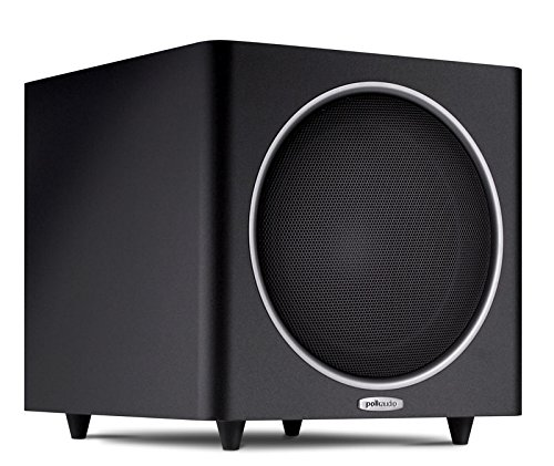 Polk Audio PSW110 Powered Subwoofer - Black