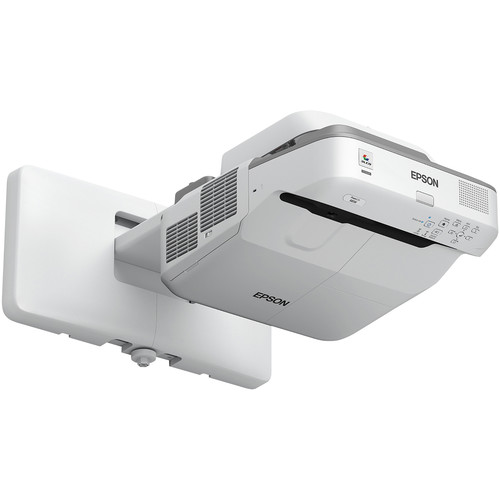 Epson PowerLite 685W for SMART Board Interactive Whiteboards - WXGA 720p 3LCD Projector with Speaker