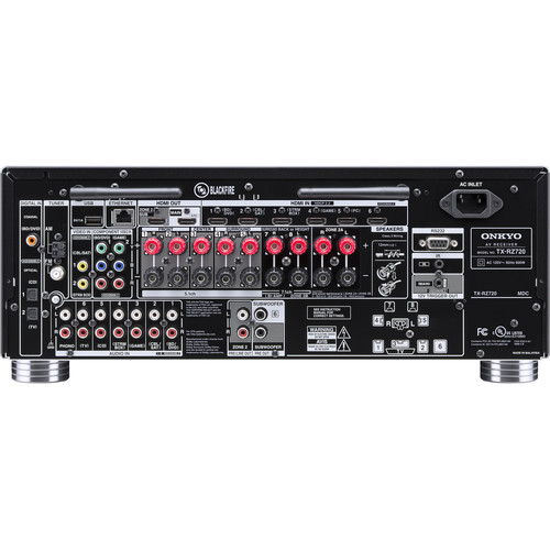 Image for Onkyo TX-RZ720 7.2-Channel Network A/V Receiver