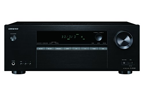Image for Onkyo TX-SR383 7.2 Channel AV Receiver - Black