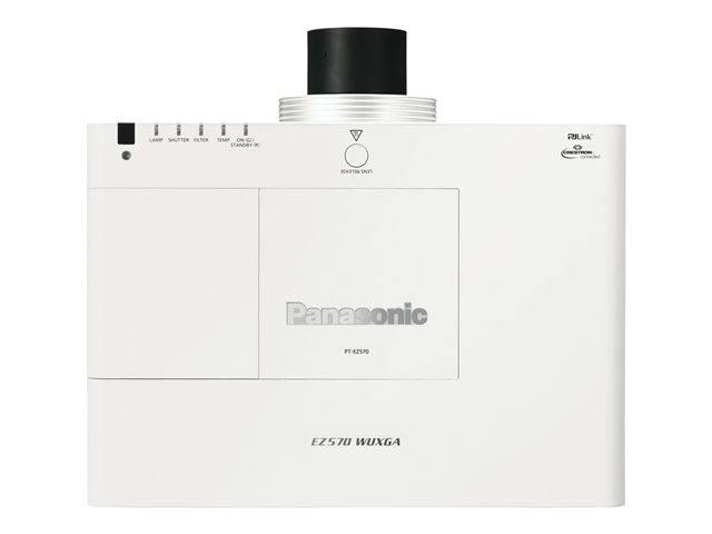Panasonic PT-EZ570U LCD Projector - 1080p - HDTV - 16:10
