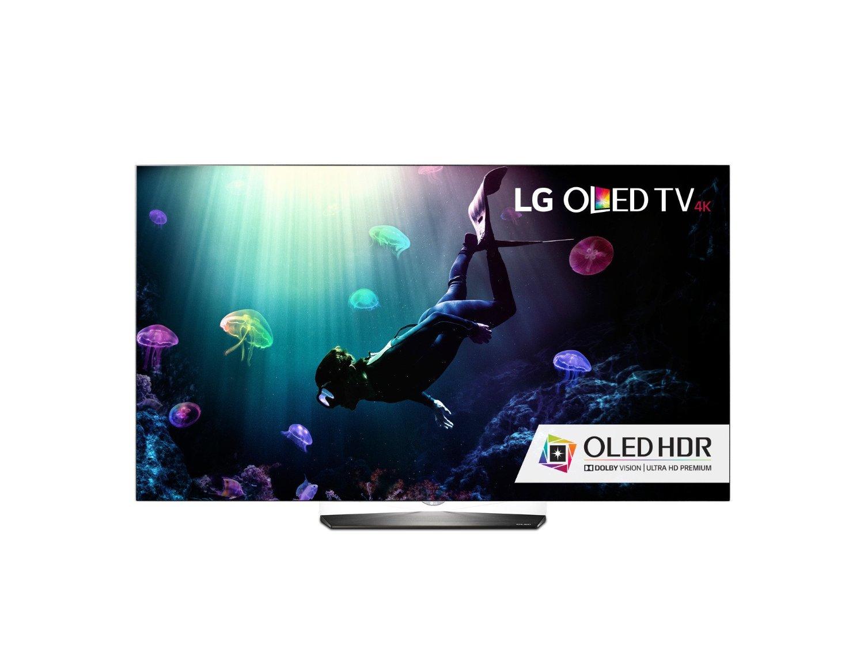 LG Electronics OLED65B6P Flat 65'' 4K UHD Smart OLED TV