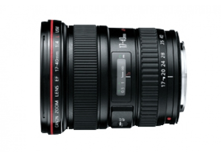 Canon EF 17-40mm Ultra-Wide Zoom Lens