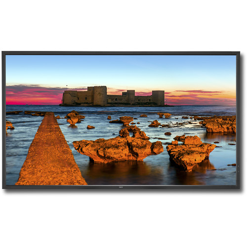 "NEC MultiSync X551UHD - 55"" 4K UHD Commercial LED Display"