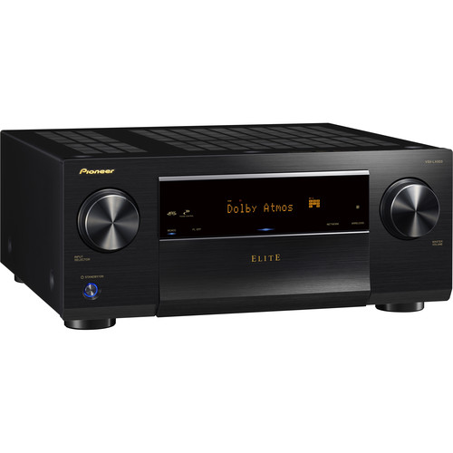 Pioneer VSX-LX503 9.2 Channel 4K UltraHD Network A/V Receiver - Black