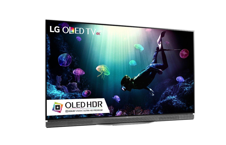 Image for LG Electronics OLED65E6P Flat 65-Inch 4K Ultra HD Smart OLED TV
