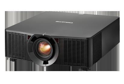 Christie D12WU-H 1DLP Projector - Black (140-009100-01)