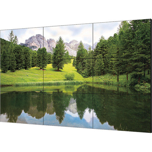"Sharp PN-V600A - 60"" Commercial LED Display - 720p"