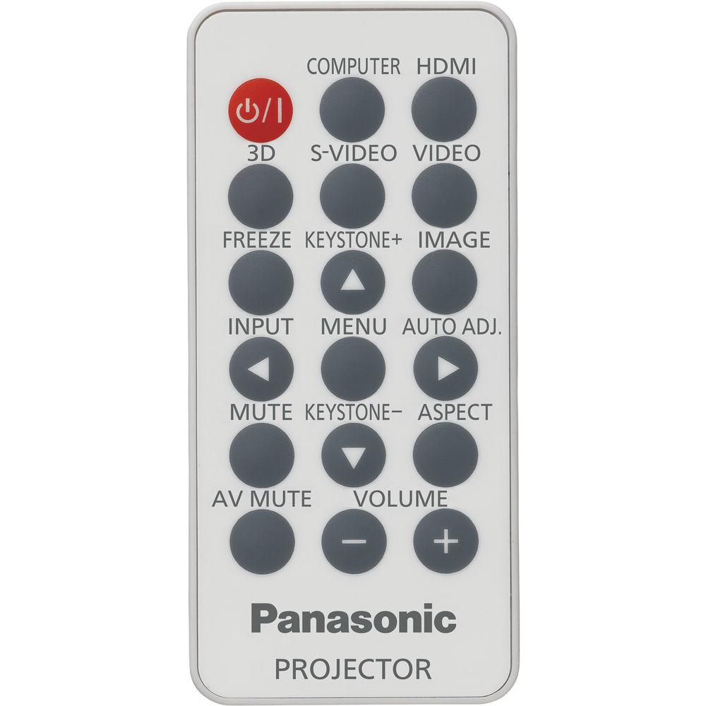 Image for Panasonic PT-CW240U Ultra-Short Throw 1-Chip DLP Projector