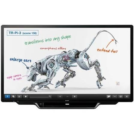 "Sharp PN-L705H - 70"" 4K Ultra HD LED 1080p Display / Touchscreen"