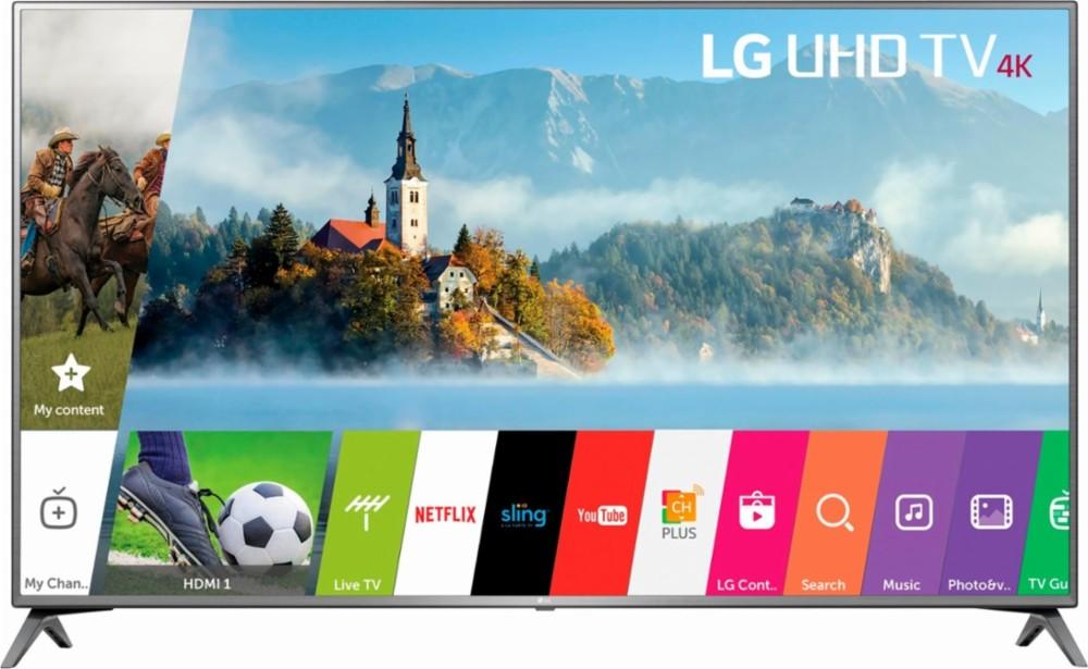 """LG 70UJ6570 70"""" Smart 4K Ultra HD LED TV"""