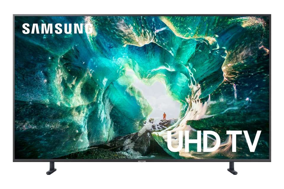 Samsung UN55RU8000FXZA 55'' 4K UHD Smart LED TV (2019 Model)