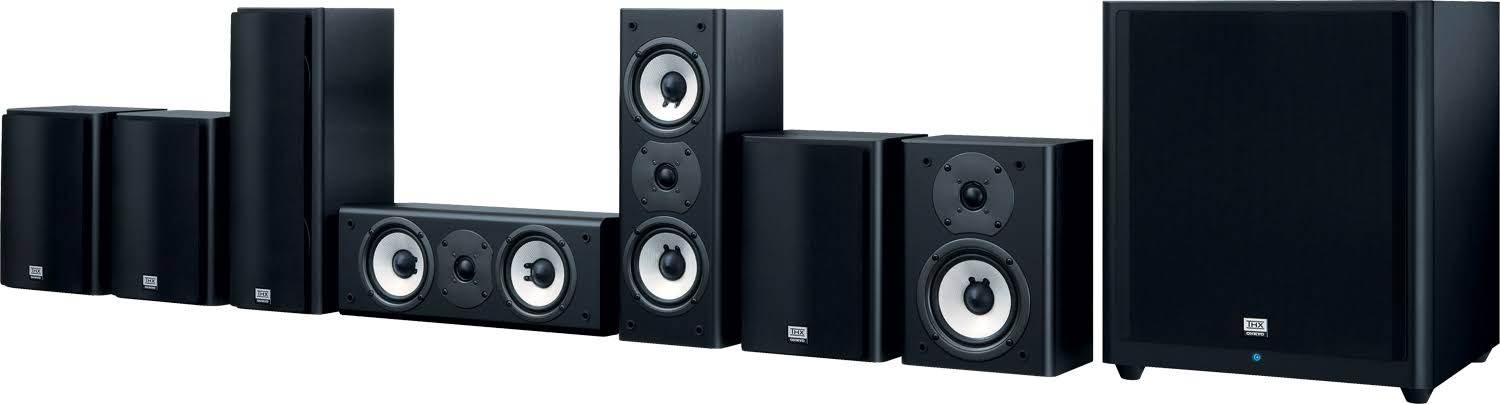 Onkyo SKS-HT993THX Speaker System - 7.1 Channel - Black