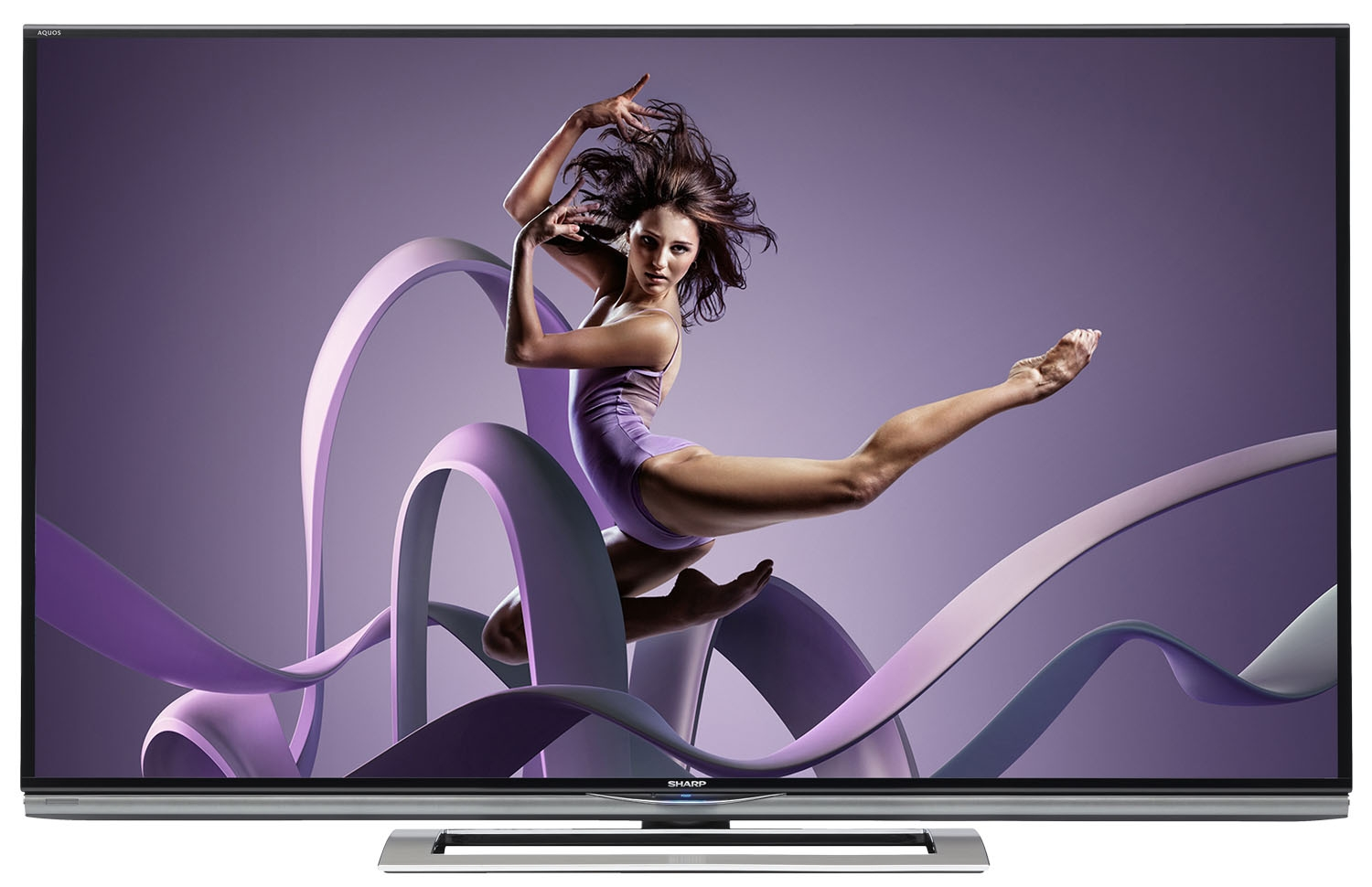 "Image for Sharp AQUOS LC-70UD1U 70"" Ultra HD 3D 4K LED Smart HDTV"