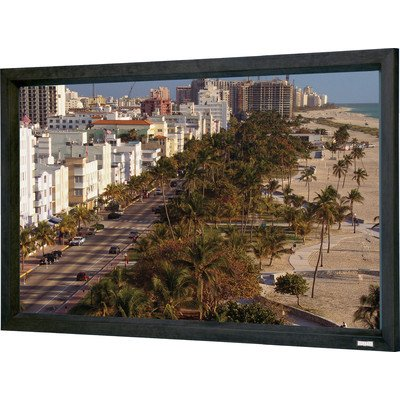 "Da-Lite 70330V Cinema Contour Projection Screen, 16:10 Format, 189"" Diagonal, Da-Mat"