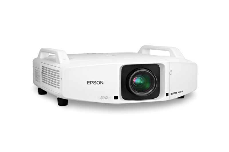 Image for Epson PowerLite Pro Z8050WNL - WXGA HD 3LCD Projector - 7000 lumens