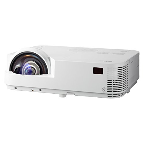 NEC NP-M333XS XGA 3300 Lumens Short Throw Multimedia Projector