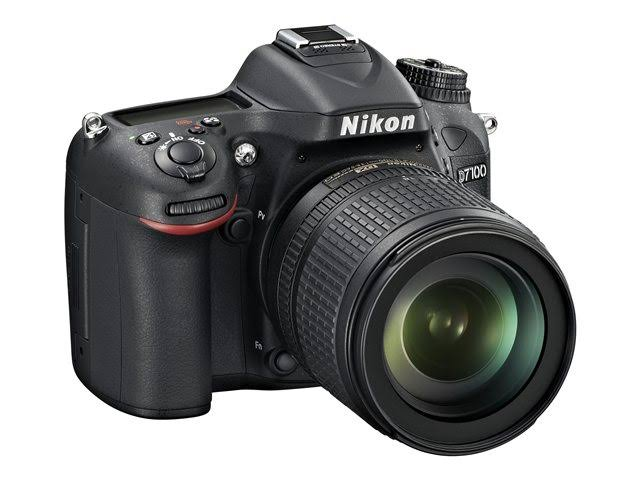 Nikon D7100 24.1MP Digital SLR Camera w/ AF-S DX 18-140mm VR Lens