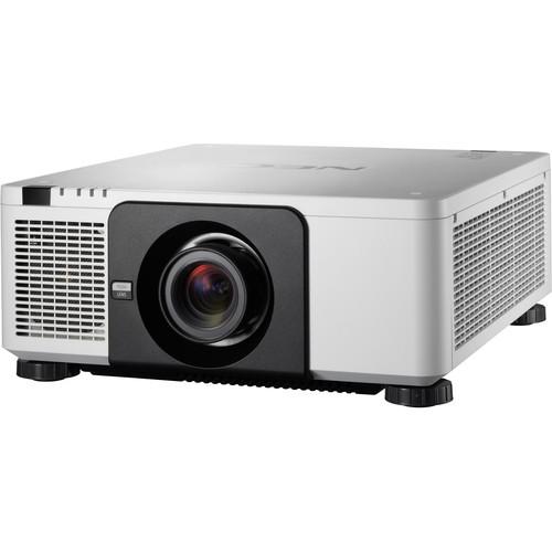 NEC NP-PX1004UL-W-18 - 3D WUXGA 1080p DLP Projector- White