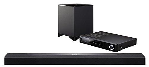 Onkyo SBT-A500 Home Theater Sound Bar System - Wi-Fi - Black