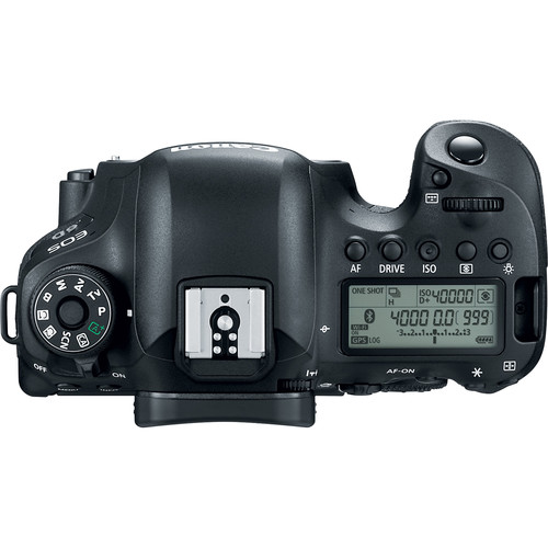 Image for Canon EOS 6D Mark II 26.2MP DSLR Camera - Body Only