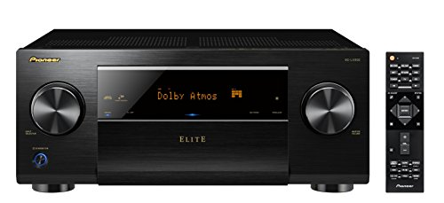 Image for Pioneer Elite SC-LX502 AV Component Receiver - Black