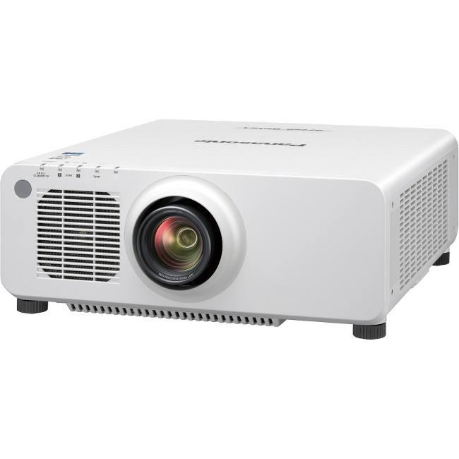 Panasonic PT-RZ660WU - WUXGA 1080p DLP Projector - 6,200 Lumens - White