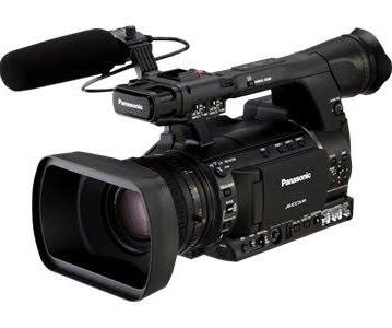 Image for Panasonic AVCCAM AG-AC130A 2.2 MP Camcorder - 1080p